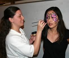 Makeup Classes Orange County Fiesta Fantastic Entertainment Kids Birthday Party Clown