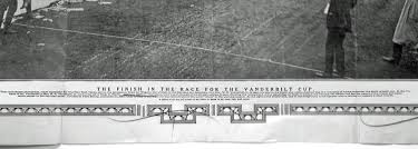 Vanderbilt Flag Vanderbilt Cup Races Blog The Largest Newspaper Photo Ever