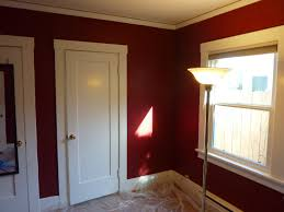 painting living room walls red amazing gray renovation idolza
