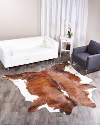 Calf Skin Rug Interior Cowhide Rugs For Living Room Design With Calfskin Rug