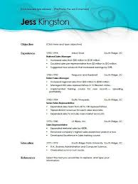 Ms Word Resume Template 2010 Resume Templates Microsoft Word 2010 Microsoft Resume Template
