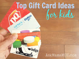 gift cards for kids top birthday gift cards for kids ask moe