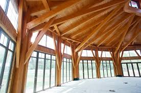 sonny u0027s timber frame octagon complete blog great country timber