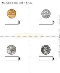 29 best money worksheets for kids images on pinterest money
