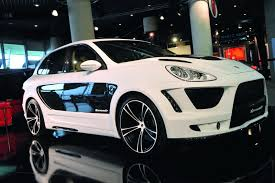 Porsche Cayenne Parts - gemballa debuts panamera mistrale and cayenne tornado at top
