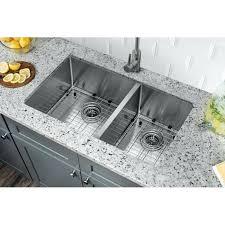 undermount double kitchen sink double stainless kitchen sink staless sk stainless undermount double