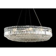 Lead Crystal Chandelier Impex Lighting Olovo Strass Lead Crystal Chandelier In Gold Finish