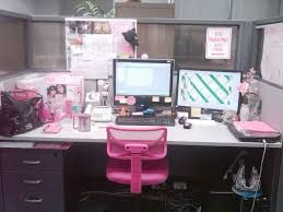 Diy Office Decorating Ideas Inspiring Diy Cubicle Decor Photos Best Ideas Exterior Oneconf Us