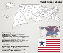 Full Map Of The United States by Full Map Of The United States Of Liberion Strikewitches