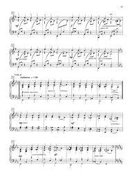 Three Blind Mice Piano Notes John Thompson Recital Series Theme And Variations Presto Sheet