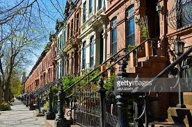 row house stock photos and pictures getty images