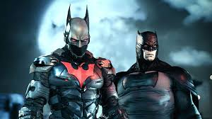 batman beyond batman beyond what might the next arkham game look like