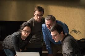 Off The Map Movie Snowden U0027s Bias Is Blatant U2014but Gordon Levitt Makes Its Message