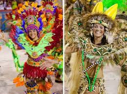 carnival brazil costumes traditions and related foods carnaval at de janeiro