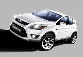 ford kuga history of model photo gallery and list of modifications
