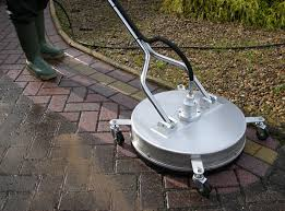 Cleaning Patio With Pressure Washer How To Keep Weeds From Growing In Pavers Get Rid Of Weeds