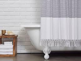 Bathroom Shower Curtain Rods by Curtain Teenage Bathroom Shower Curtains Restoration Hardware
