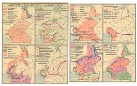 Map Of Cameroon Whkmla History Of Cameroon