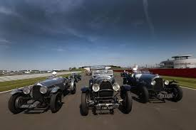 bentley classic the bentley boys are back at the classic silverstone classic 2018