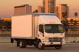 isuzu isuzu updates popular n series medium duty cabovers truck trend