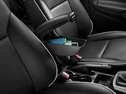 Ford Escape Accessories 2015 - armrest by polytech foha the official site for ford accessories