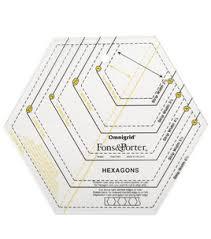 craft my life away hexagon goodness