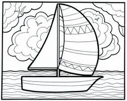napping house coloring pages it u0027s a smoooooth sailboat coloring book page from our classic
