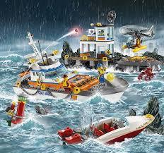 Lego Headquarters Official Lego Malaysia 60167 Lego City Coast Guard Headquarters