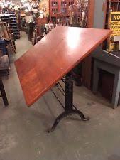 Antique Drafting Tables Antique Drafting Table Ebay
