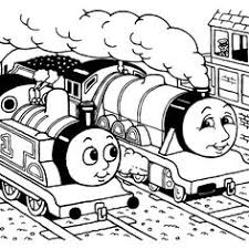 photos thomas train coloring pages kids wheschool thomas
