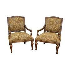 Quality Chairs Vintage Used Louis Xv Club Chairs Chairish
