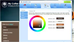Website Color Schemes 2016 How To Modify Website Color Scheme And Fonts Dhost
