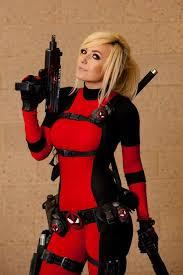 Deadpool Halloween Costume Thick Deadpool Female Cosplay Google U2026 Pinteres U2026