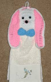 pattern crochet towel holder crochet patterns crochet easter patterns crochet hippety hoppety