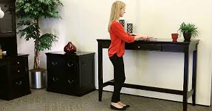 how to get a standing desk in your office nbf blog