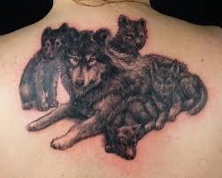 90 wolf tattoos tattoofanblog