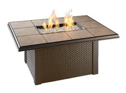 best modern or classical outdoor coffee table with fire pit design