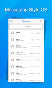 imessage chat apk imessage with style os 10 apk for android