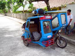 philippines tricycle philippines vitton beach resort donsol and drive back to naga