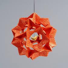 crane sphere ornament the paper crane origami