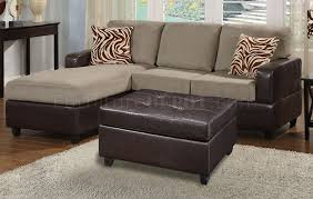 reversible sectional sofas sectional sofa with ottoman unique brown modern wool tables large
