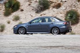 evolution mitsubishi 2014 mitsubishi lancer evolution coming back motor trend