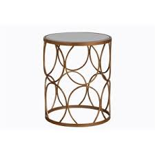 Bronze Accent Table Bronze Accent Table Polyvore