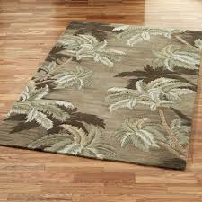 Tropical Accent Rugs Palm Tree Rugs Home Design Ideas And Pictures