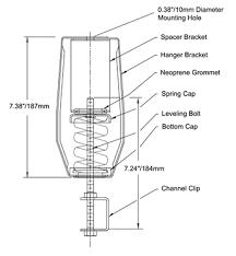 deck suspended ceiling hanger model icc for concrete metal deck