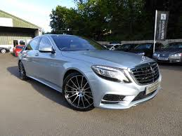 mercedes s class for sale uk used 2014 mercedes s class s500 in hybrid l se line