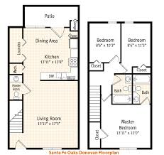 Affordable Floor Plans Santa Fe Oaks Apartments In Gainesville Affordable Rates Walk To