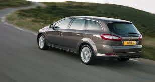 europe 2011 ford mondeo unveiled