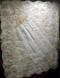 wedding dress quilt 70 best wedding dress quilt images on wedding dress