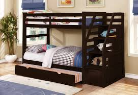 White Bunk Bed With Trundle Bedroom Bunk Bed With Trundle Brisbane Embrace Bunk Bed With